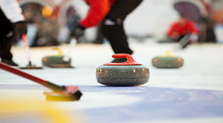 Curling image